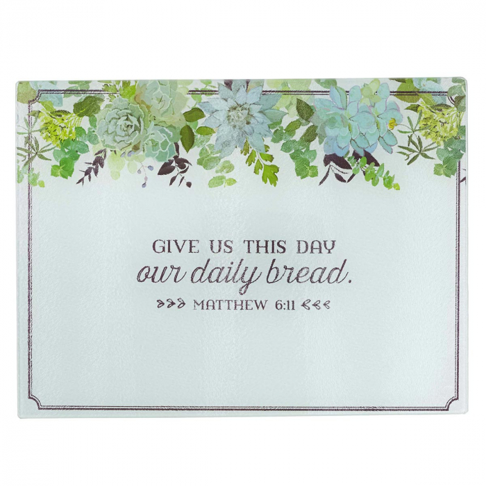 Give us this day our daily - 30 x 40 cm [3]