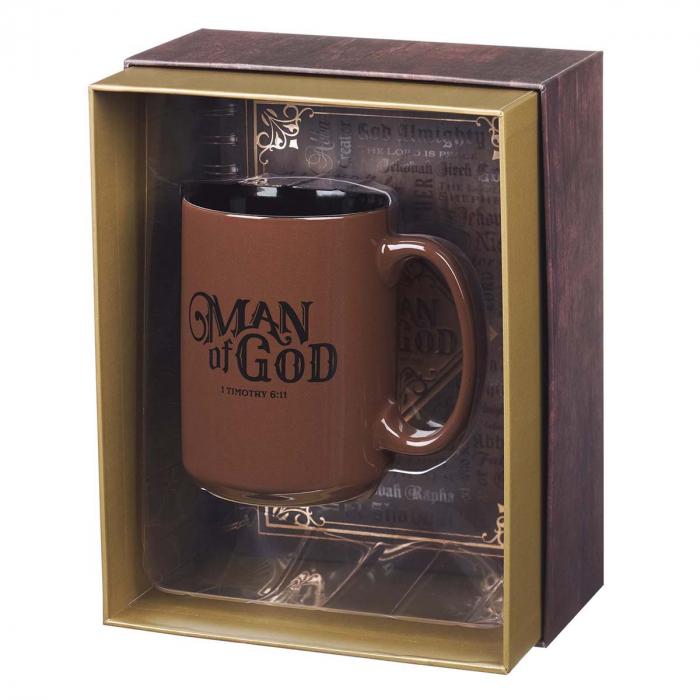Man of God - Journal & Mug [3]