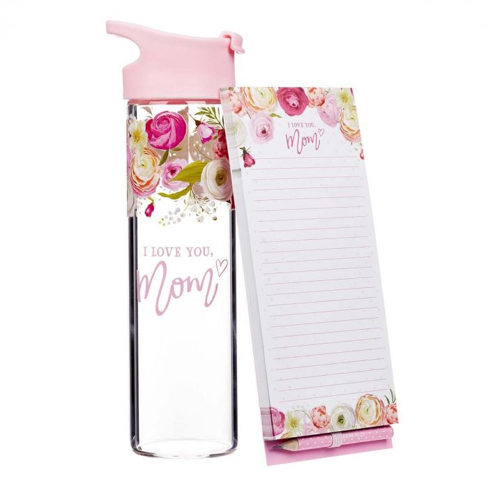 I love you mom - Notepad & Bottle [0]