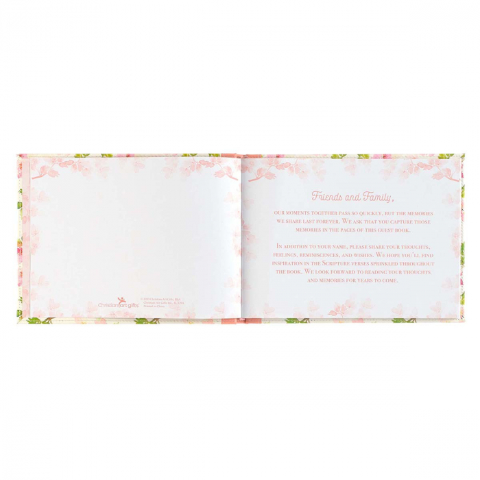 Floral Medium Pink Faux Leather [2]