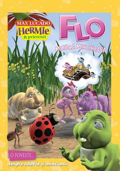 Flo, musca mincinoasa (seria Hermie) 0