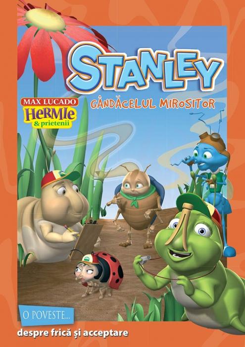 Stanley, gandacelul mirositor (seria Hermie) 0