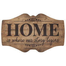 Home is where our story begins [0]