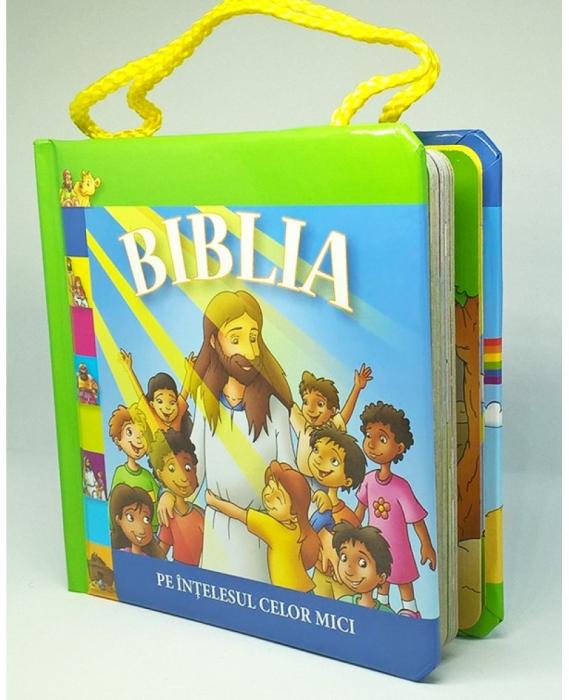 Biblia pe intelesul celor mici 1
