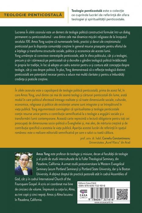 In zilele cezarului. Penticostalism si teologie politica 1