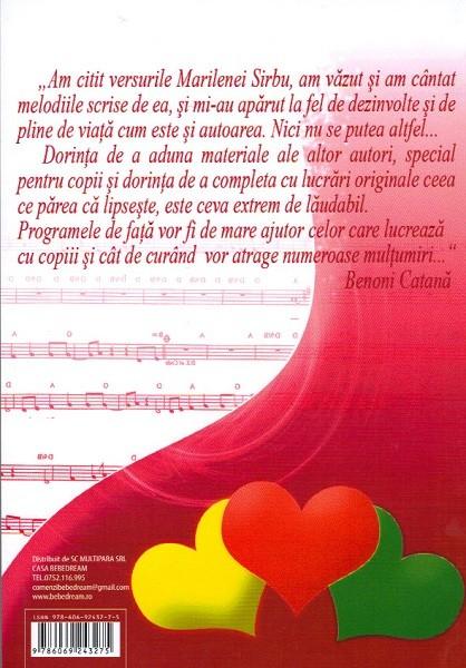 Inimioare pentru Domnul. Programe muzicale pentru copii. Vol. 1 1