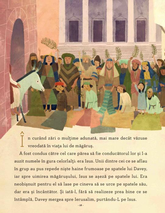 Magarusul care a purtat un rege 2