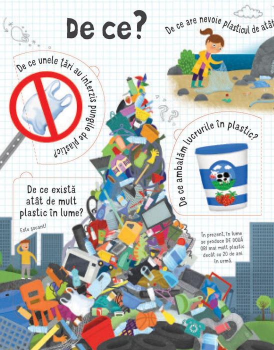 Intrebari si raspunsuri despre plastic (Usborne) [4]