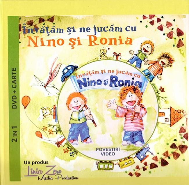 Invatam si ne jucam cu Nino si Ronia 0