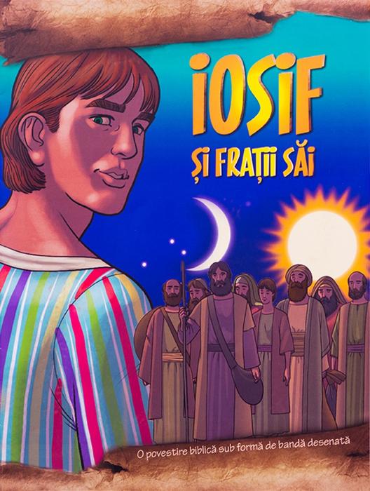 Iosif si fratii sai - o poveste biblica in banda desenata 0