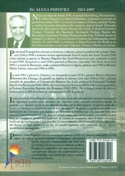 Istoria baptiștilor din România 1856-1989 1