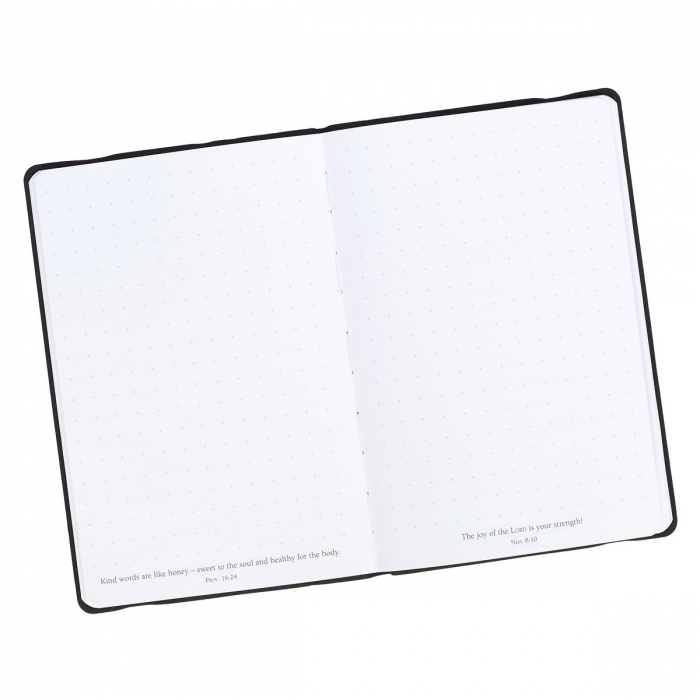Stand firm - 160 dot grid pages [4]