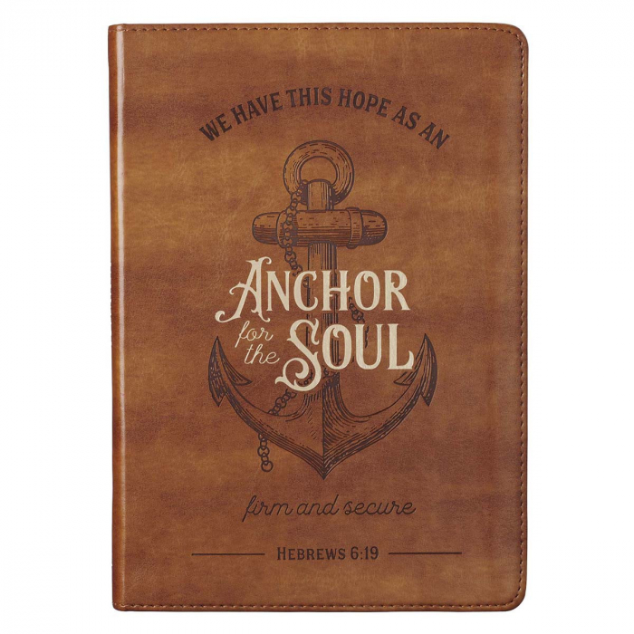 Anchor for the Soul - 336 lined pages [0]