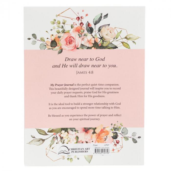 My Prayer journal - Floral [1]