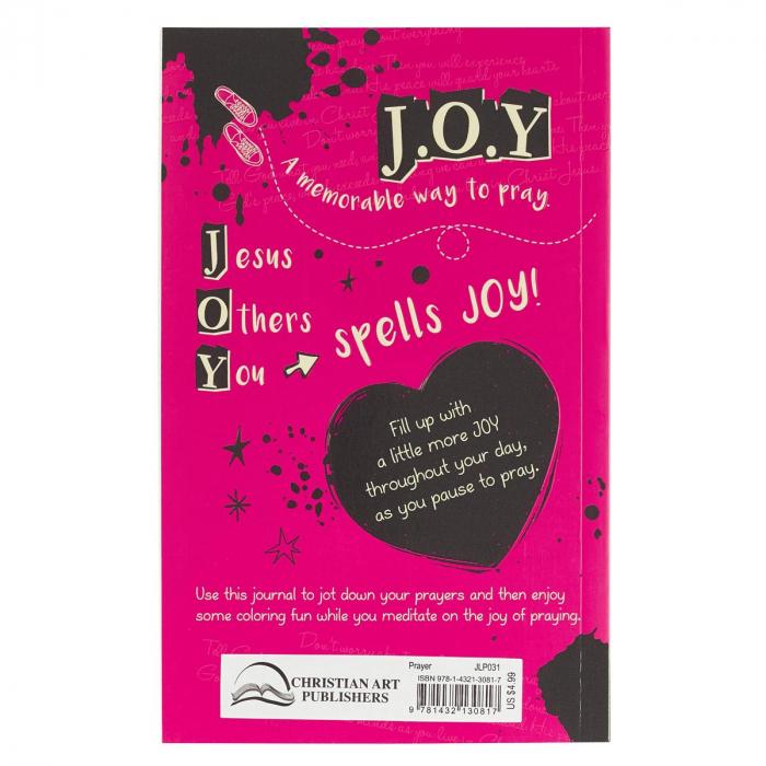 My Prayer journal - Pink [1]