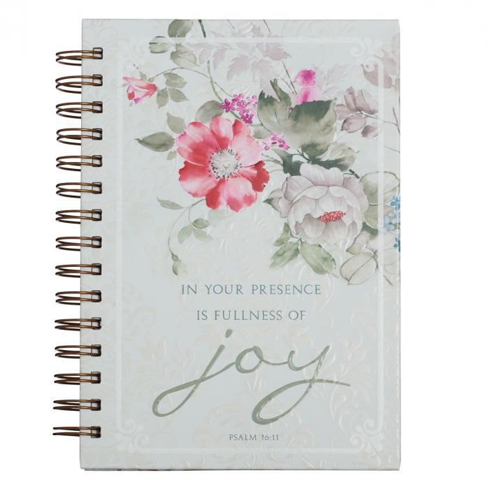Jurnal cu spirala - Fullness of Joy - Psalm 16:11