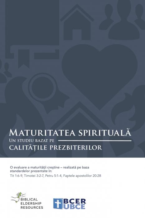 Maturitatea Spirituala 0