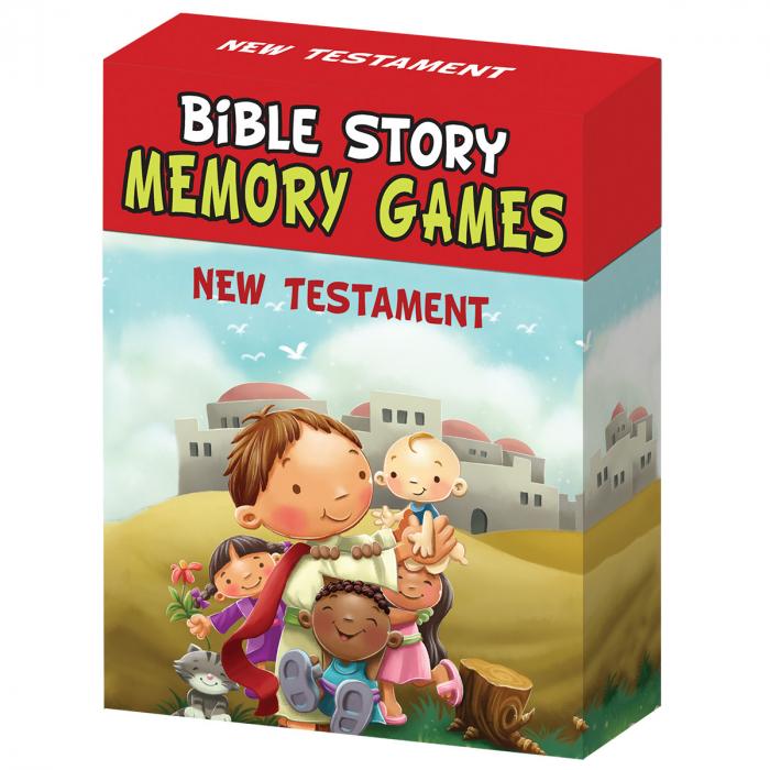 Bibelstories - New testament [0]