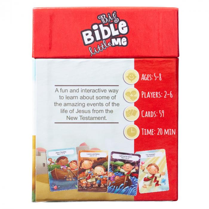 Bibelstories - New testament [1]