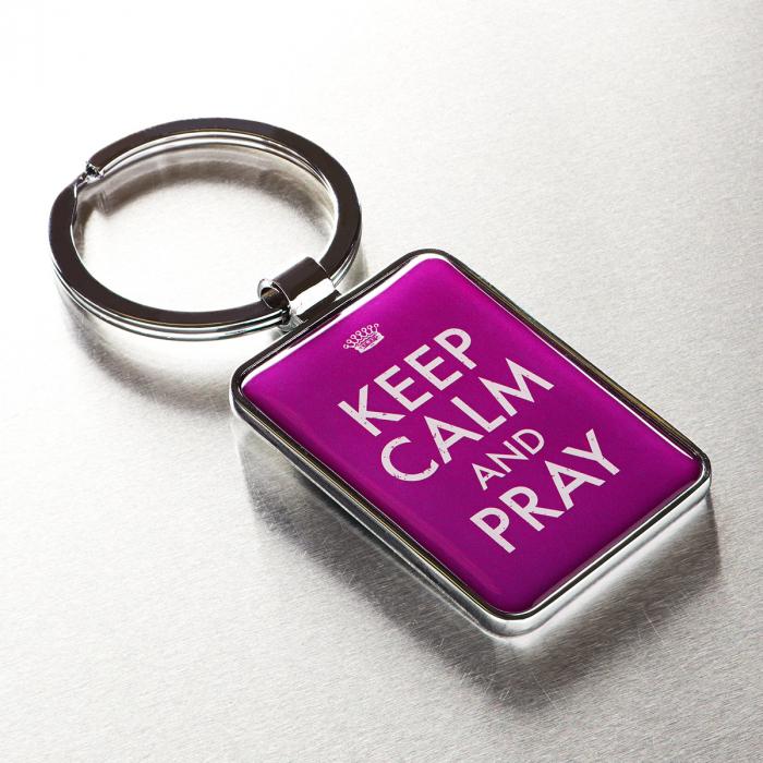 Keep calm and pray [1]