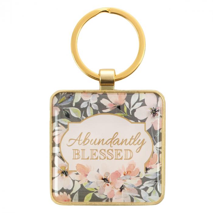 Abundantly blessed [0]