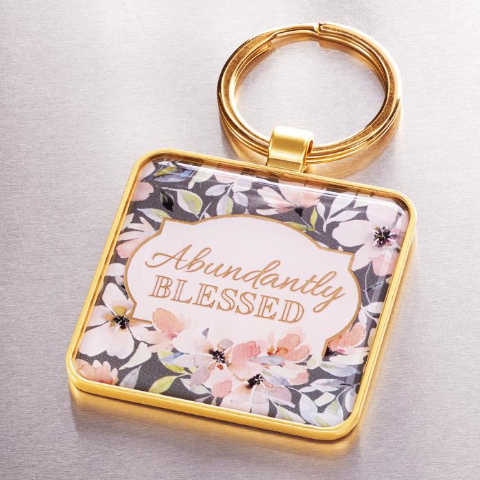 Abundantly blessed [2]
