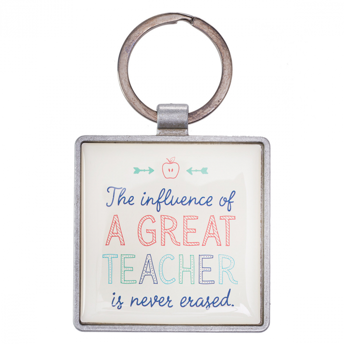 The influence of a great teacher [0]