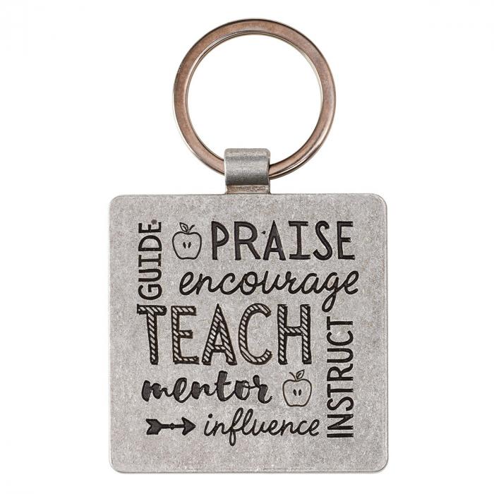 The influence of a great teacher [1]