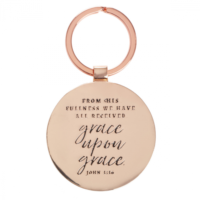 Grace upon grace [1]