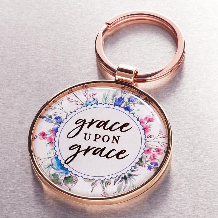 Grace upon grace [2]