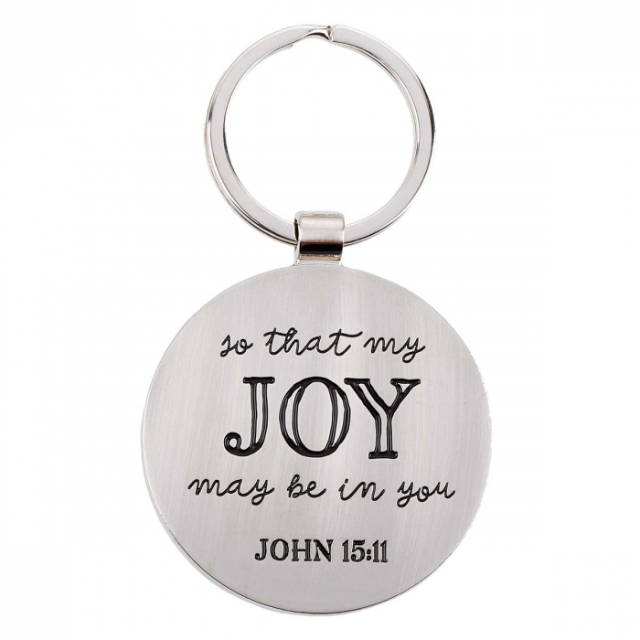 So that's my joy - John 15:11 [1]