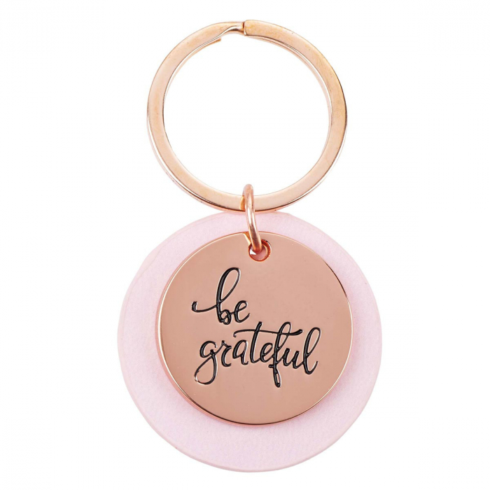 Be grateful [0]