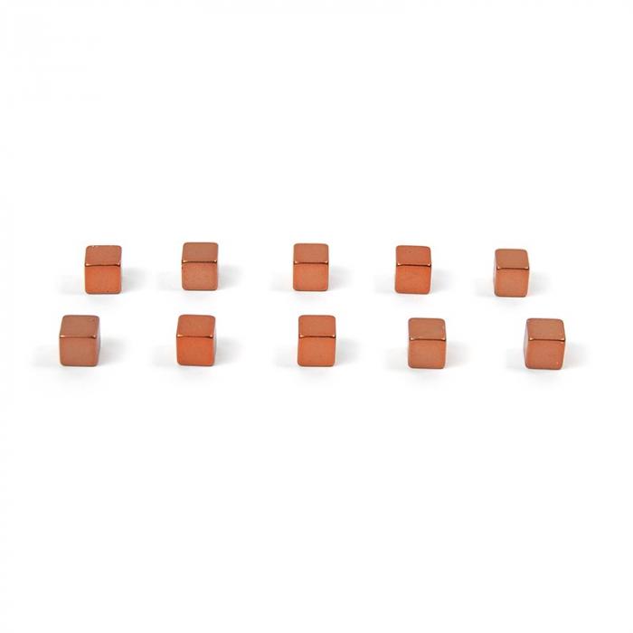 Set 10 magneti KUBIQ - aramiu 0