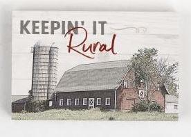 Keepin'it rural [1]