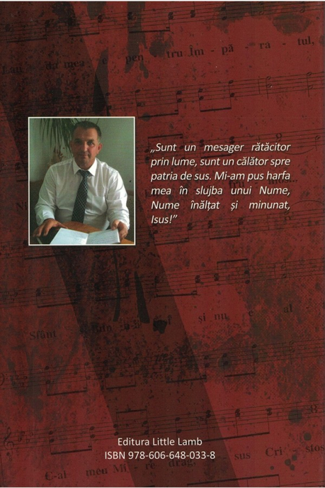 Lauda mea e pentru Imparatul. Cantari si poezii [1]