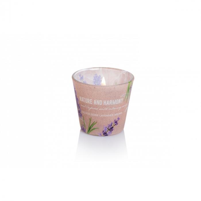 Lumanare parfumata - LAVENDER & LEMON 1
