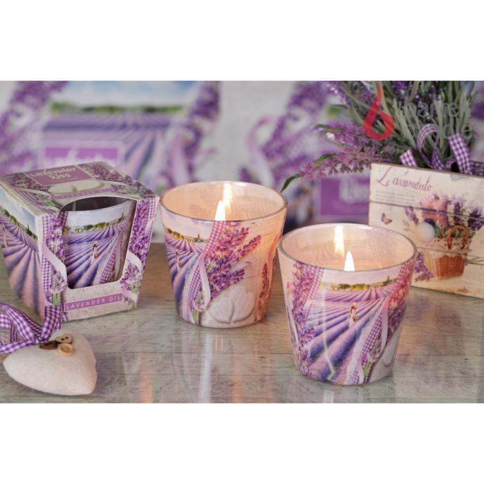 Lumanare parfumata - Lavender Kiss 2
