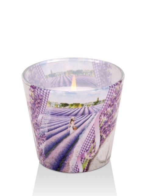 Lumanare parfumata - Lavender Kiss