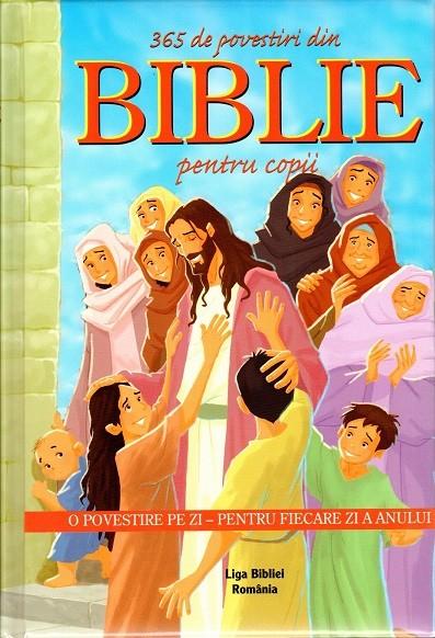 365 de povestiri din Biblie pentru copii 0
