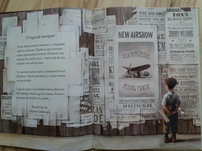 Lindbergh. Povestea unui soricel zburator 2