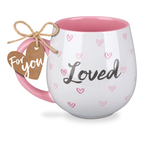 Cana din ceramica - Loved 0
