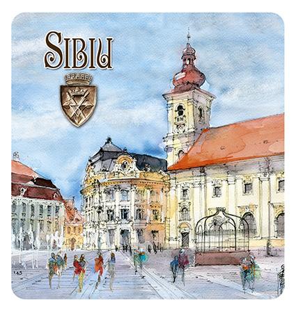 Magnet Sibiu 3 [0]