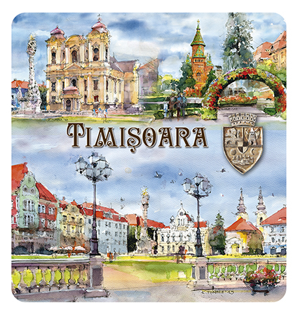 Magnet soft touch Timisoara 4 0