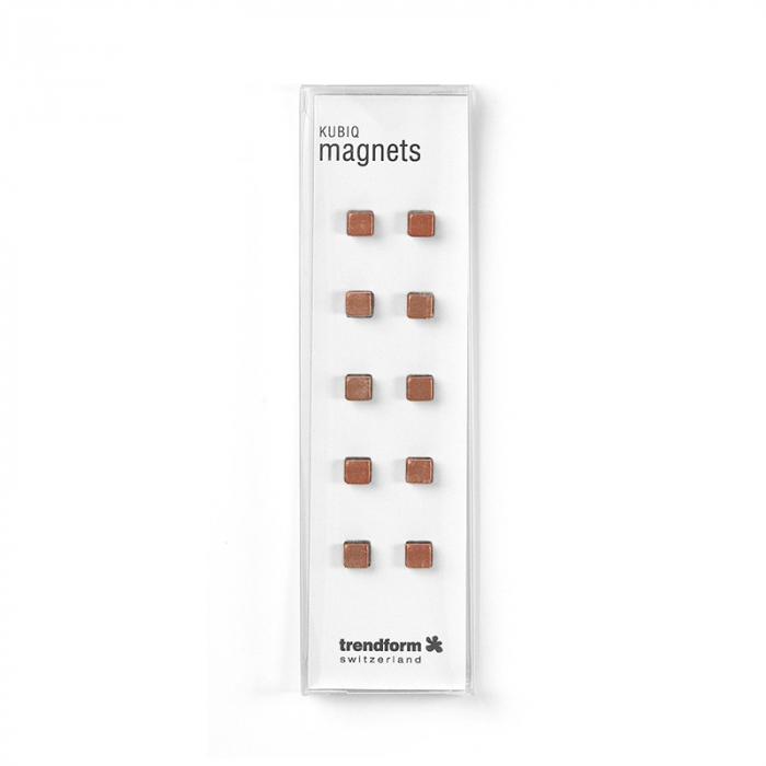Set 10 magneti KUBIQ - aramiu 1