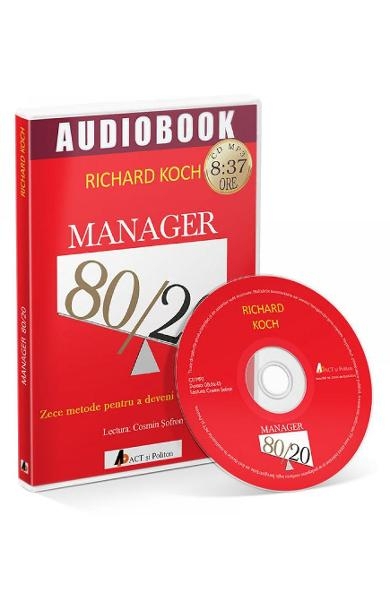 CD Manager 80/20 0