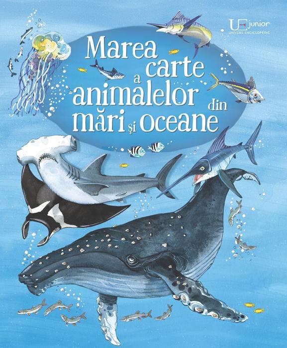 Marea carte a animalelor din mari si oceane (Usborne) [0]