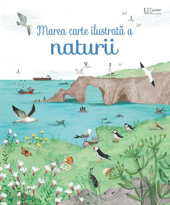 Marea carte ilustrata a naturii (Usborne) [0]