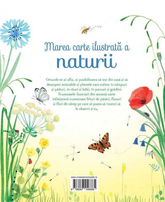 Marea carte ilustrata a naturii (Usborne) [1]