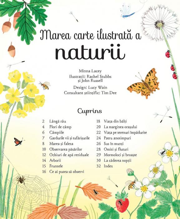 Marea carte ilustrata a naturii (Usborne) [2]