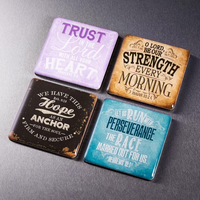 Trust, Strength, Hope, Perseverance [2]